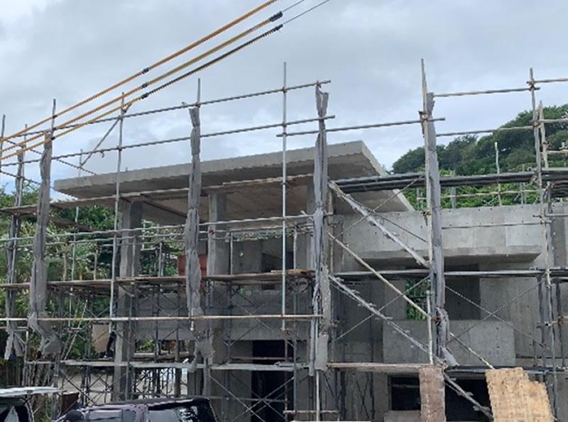 N邸新築工事