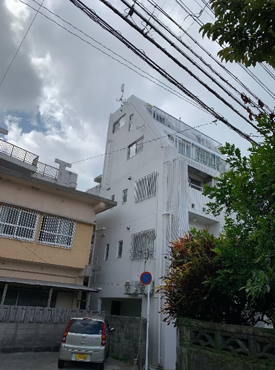 K氏共同住宅新築工事